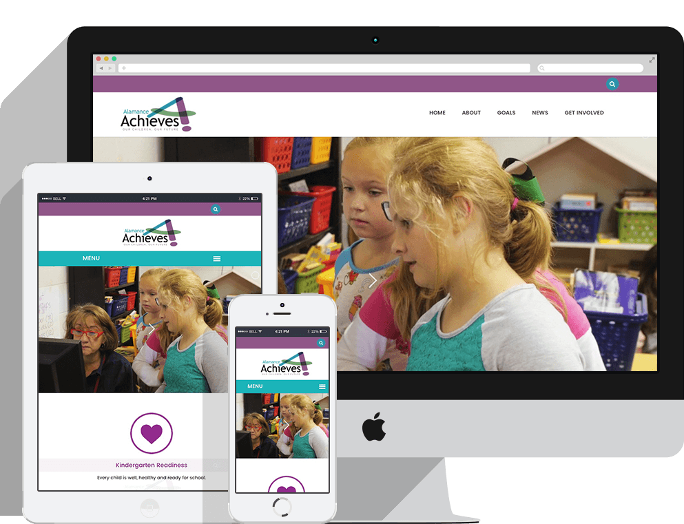 Alamance Achieves Responsive Site