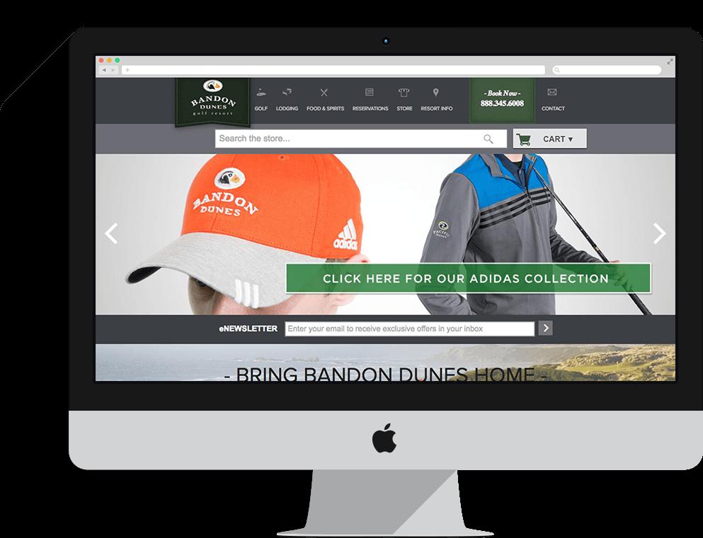 Bandon Dunes Shopify