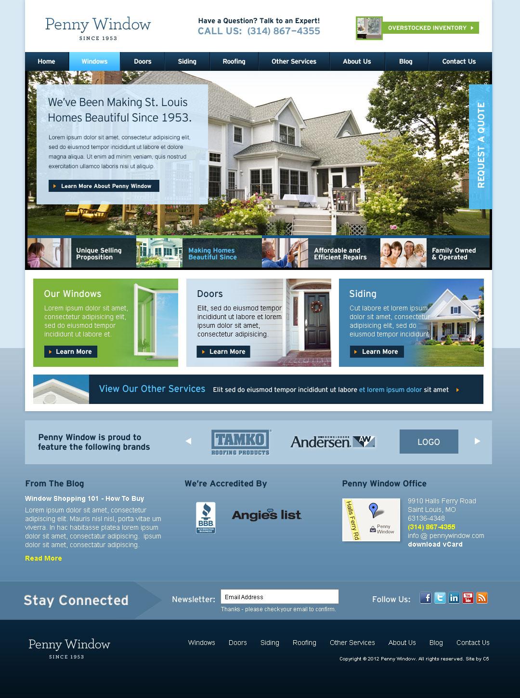 Penny Window Swell Design Development